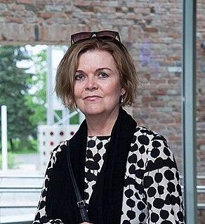 Kristín A. Árnadóttir Icelandic diplomat
