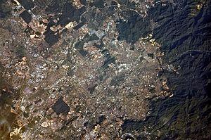 Kuala Lumpur, Malaysia Astronaut Imagery