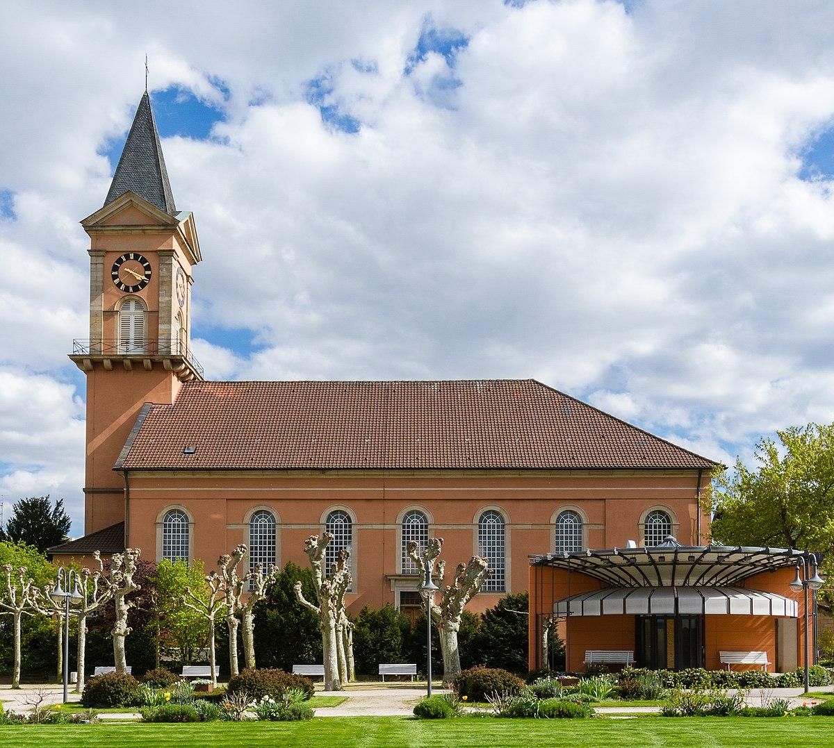 ludwigskirche  bad d u00fcrkheim   u2013 wikipedia