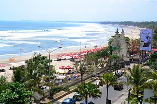 Kuta Place in Bali, Indonesia