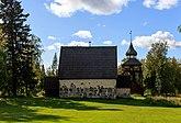Fil:Kyrkås gamla kyrka1.jpg