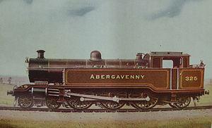 LB&SCR J1 class - J1 class 'Abergavenny'