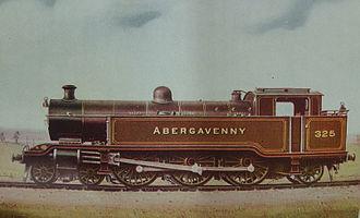 Tank locomotive - LB&SCR J1 class