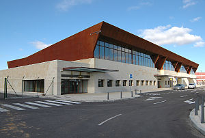 Salamanca Airport - Image: LESA SLM 023