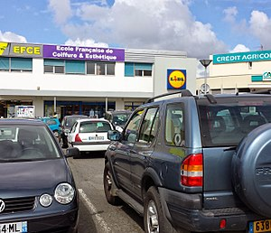 Lidl - Image: LIDL Angers