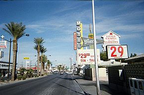 Photo of South Las Vegas Boulevard