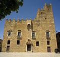 La Bisbal d'Empordà, Castillo-Palacio PM 28453.jpg