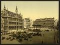 La Grande Place, Brussels, Belgium-LCCN2001697914.tif