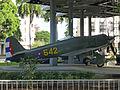 La Havane-Musée de la Révolution-Sea Fury.jpg