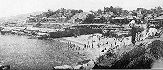 La Jolla - La Jolla, 1908