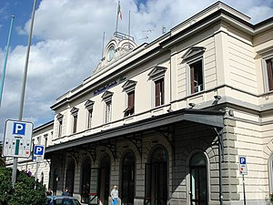 Centostazioni - La Spezia Centrale