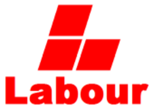 New Zealand Labour Party leadership election, 1974 - Image: Labour L Logo