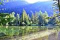 Lac de Champex im gleichnamigen Ferienort im Hochsommer.jpg