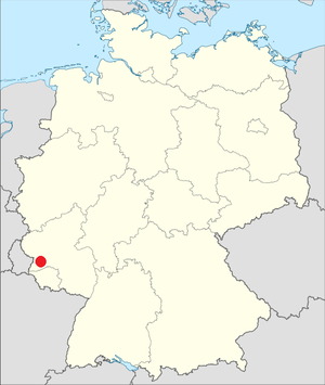 Ruwer (Verbandsgemeinde) - Ruwer region