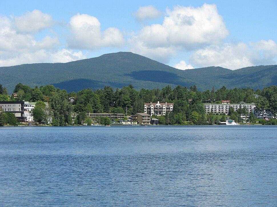 Lake Placid - Mirror Lake