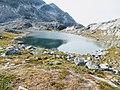Lake in mountains Lille Malene hike near Nuuk Greenland.jpg