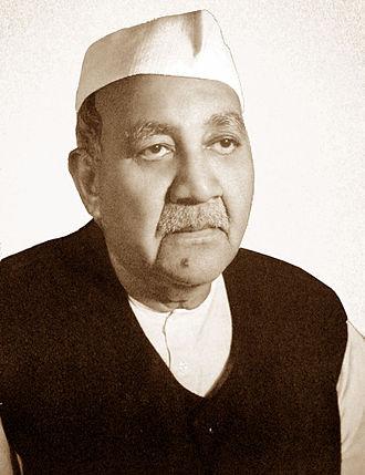 Jagat Narain - Portrait of Lala Jagat Narain