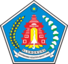 Official seal of Klungkung Regency