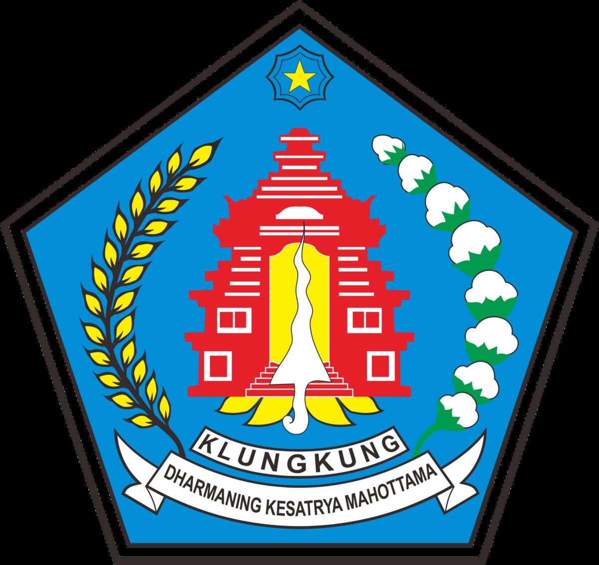 Berkas Lambang Kabupaten Klungkung Png Wikipedia Bahasa Indonesia Ensiklopedia Bebas