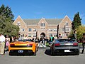 Lamborghinis on display at UW (4047343767).jpg