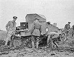 Lanchester armoured car, IWM Q 81097.jpg