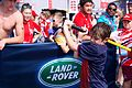 Land Rover at the 2012 Dubai Rugby Sevens (8243808440).jpg