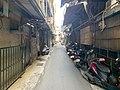 Lane near Hsinchu Dongmen Market 01.jpg