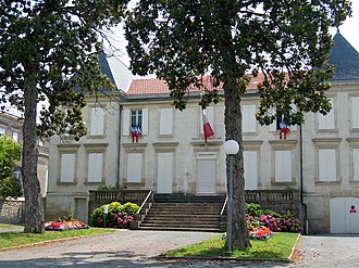 Subprefectures in France - A subprefecture in Langon, Gironde