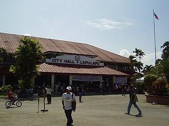Lapu-Lapu, Philippines - Image: Lapu Lapu City Hall