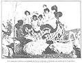 Las reinas de la belleza en la batalla de flores celebrada en Valencia con motivo de la Exposición, de Gómez Durán, Nuevo Mundo, 27-05-1909.jpg