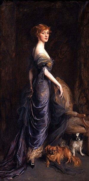 Philip de László - Laszlo - Mrs. George Owen Sandys