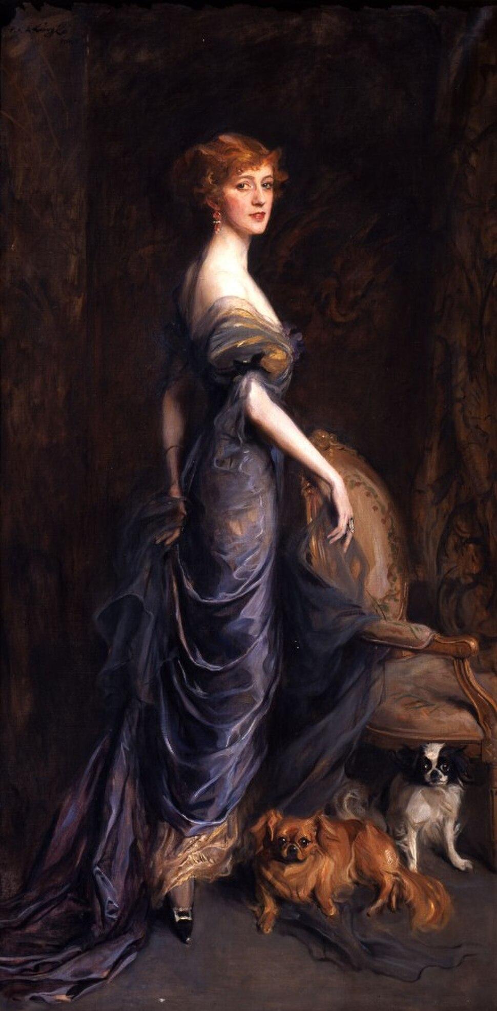 Laszlo - Mrs. George Owen Sandys