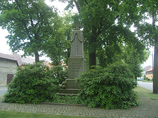 Lauta kriegerdenkmal