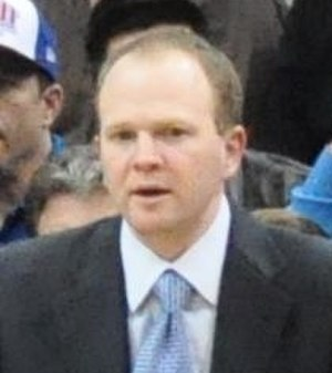 Lawrence Frank - Lawrence Frank in 2012 as Detroit Pistons head coach
