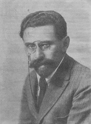 Lazar Zalkind - Lazar Zalkind