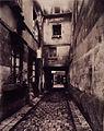 Le 28 rue Broca (Paris), par Atget (vers 1919-1920).jpeg