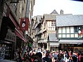 Le Mont Saint Michel, Normandie, FRANCE (34395709094).jpg