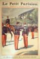 Le Petit Parisien. Supplément littéraire illustré - La dégradation de l'assassin Graby (14 août 1910).png