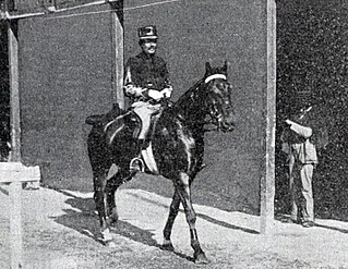 Equestrian at the 1900 Summer Olympics – Individual jumping Equestrian at the Olympics