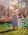 Le départ pour les champs (La partida hacia el campo), 1894.jpg