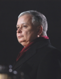 Lech Kaczyński, President of Poland.