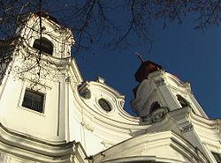 Lechwitz - Südmähren - Kirche.JPG