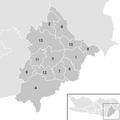 Leere Karte Gemeinden im Bezirk VK.png