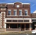 Leesville, LA, Masonic bldg, W side 3rd St N of Courthouse St.jpg
