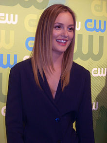Meester at The CW Upfront Presentation: Green Carpet Arrivals, Madison Square Garden, New York City on May 21, 2009.