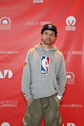 Lemon Andersen - Andersen at the 2012 Miami International Film Festival presentation of Lemon