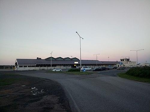 Kemin Lentoasema