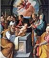Leonardo Mascagni, circoncisione di Gesù Bambino e Santa Caterina d'Alessandria.jpg