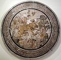 Leone e amorini tra dioniso e menadi, da casa del centauro a pompei, 10019, 01.JPG
