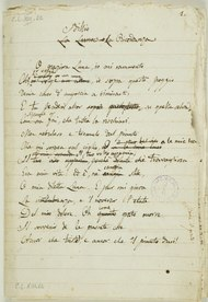 Leopardi - Idilli, manoscritto, Napoli, 1819-1821.djvu